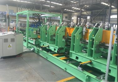 ประเทศจีน Customized Freezer Door Shell Sheet Metal Forming Line Large Capacity ผู้ผลิต