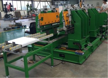 ประเทศจีน Full Pneumatic Refrigerator Production Line / Cabinet Door Refrigeration Machine ผู้ผลิต